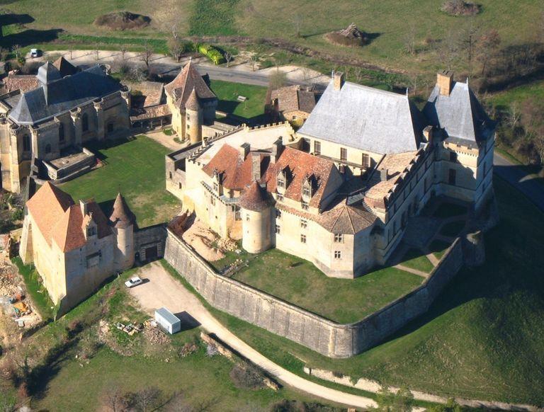 Chateau aero dej