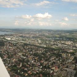 Konstanz avant la verticale terrain
